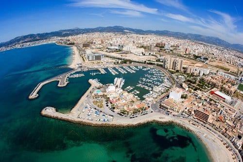 5 der teuersten Orte Spaniens befinden sich auf Mallorca