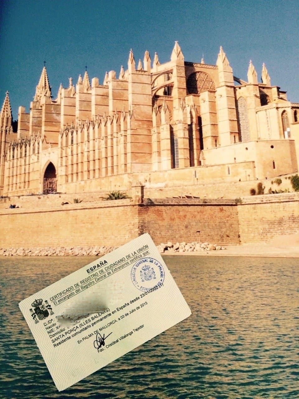Ohne NIE-Nummer nix los auf Mallorca