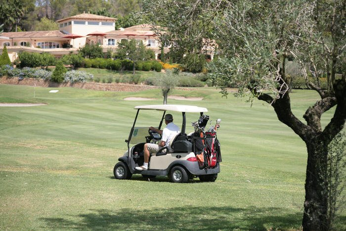 Golf Son Muntaner in the hills of Son Vida