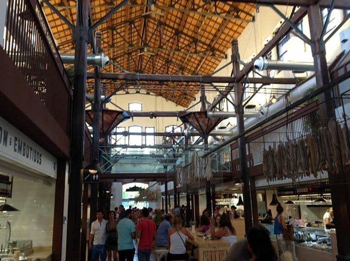 A real hidden gem in Mallorca – Food market San Juan in Palma