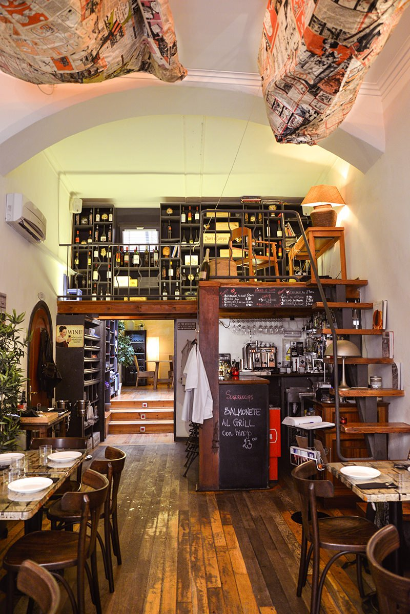 Charmantes Bistro&Restaurant in Palma – CANELA – ein Hidden Secret