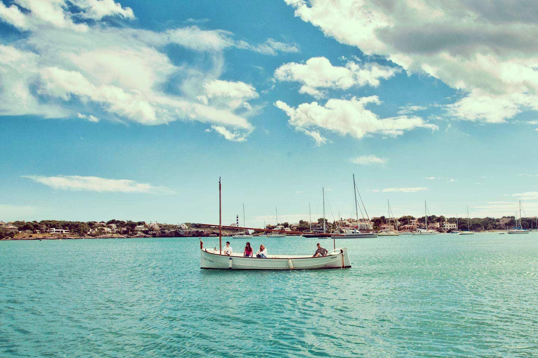 Llaüt Mallorca – Bootsausflug auf Mallorquinisch