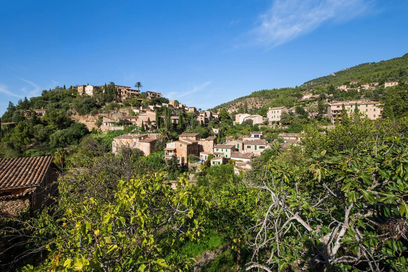 Das Kleine Paradies Im Tramuntana Gebirge  U2013 Dei U00e0