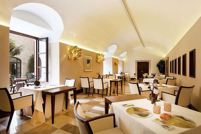 Mallorca wird um einen weiteren Michelin-Stern reicher – Zaranda im Castell Son Claret