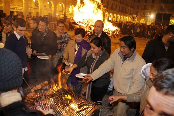 What's going on in January? How about San Sebastián Festival in Palma?