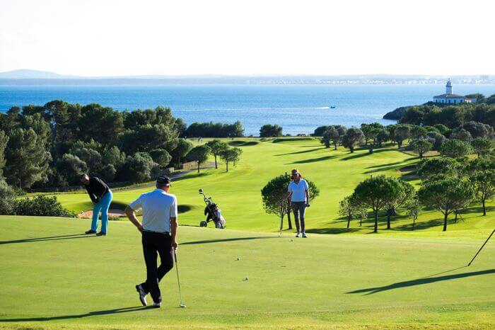 Winter time – Golf time in Mallorca