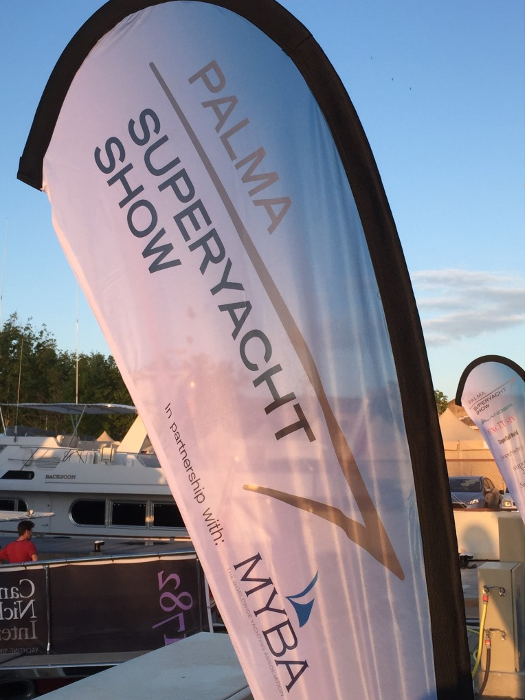 Mallorca Event im April – Die Palma Superyacht Show 2016