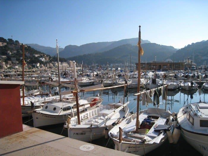 Port de Sóller – eine Reise wert an die Westküste Mallorcas