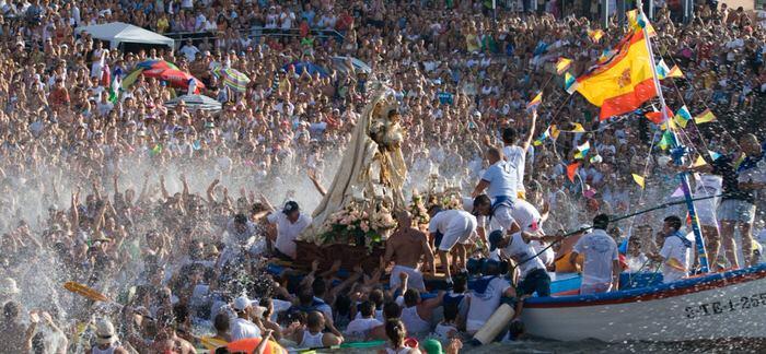 Event – Mare de Déu del Carmen in Port d'Andratx