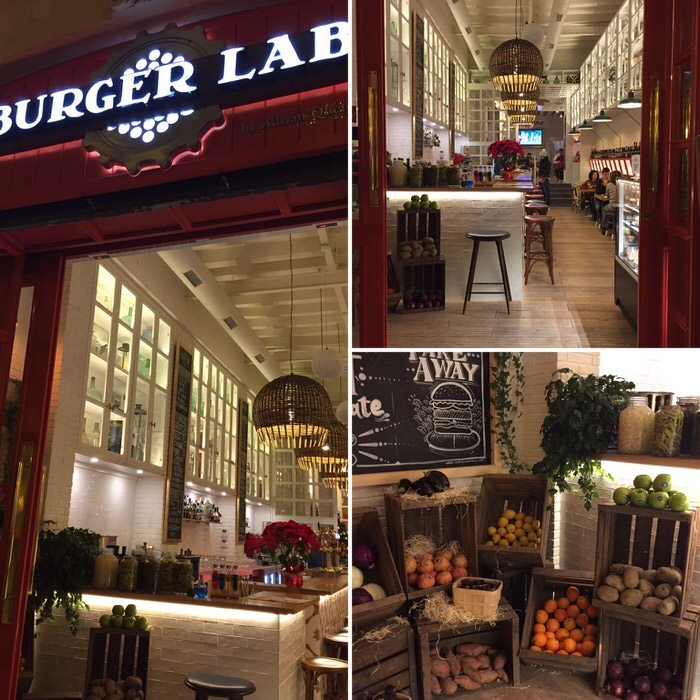 Burger Lab am Paseo Borne by Adrian Quetglas