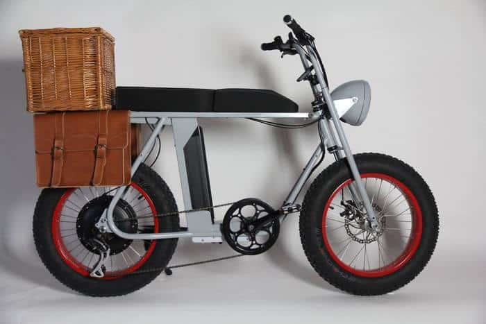 MOKE – das erste e-Bike aus Mallorca