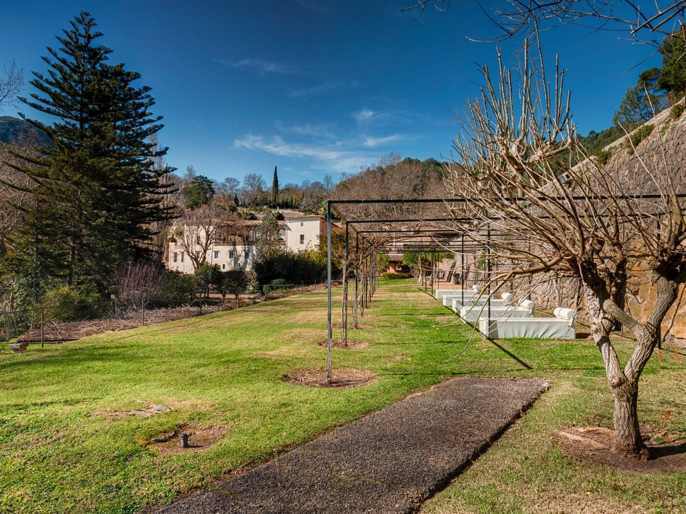 Now officially – Estate Sa Granja in Esporles is for sale