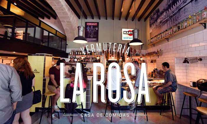Vermouth & Tapas? La Rosa Vermutería is the ultimate address in Palma