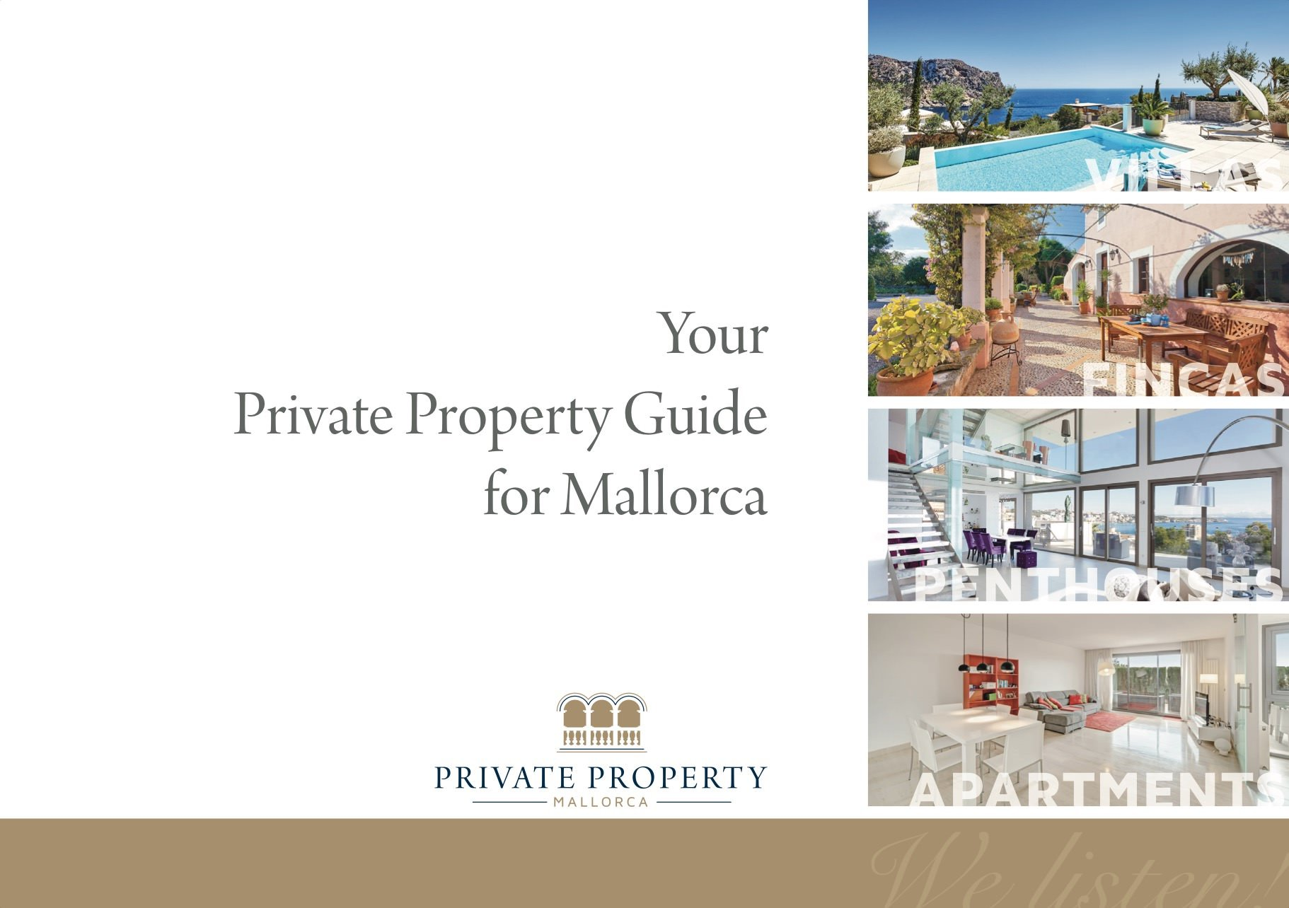 Private Property Brochure – Edition 2017 now online
