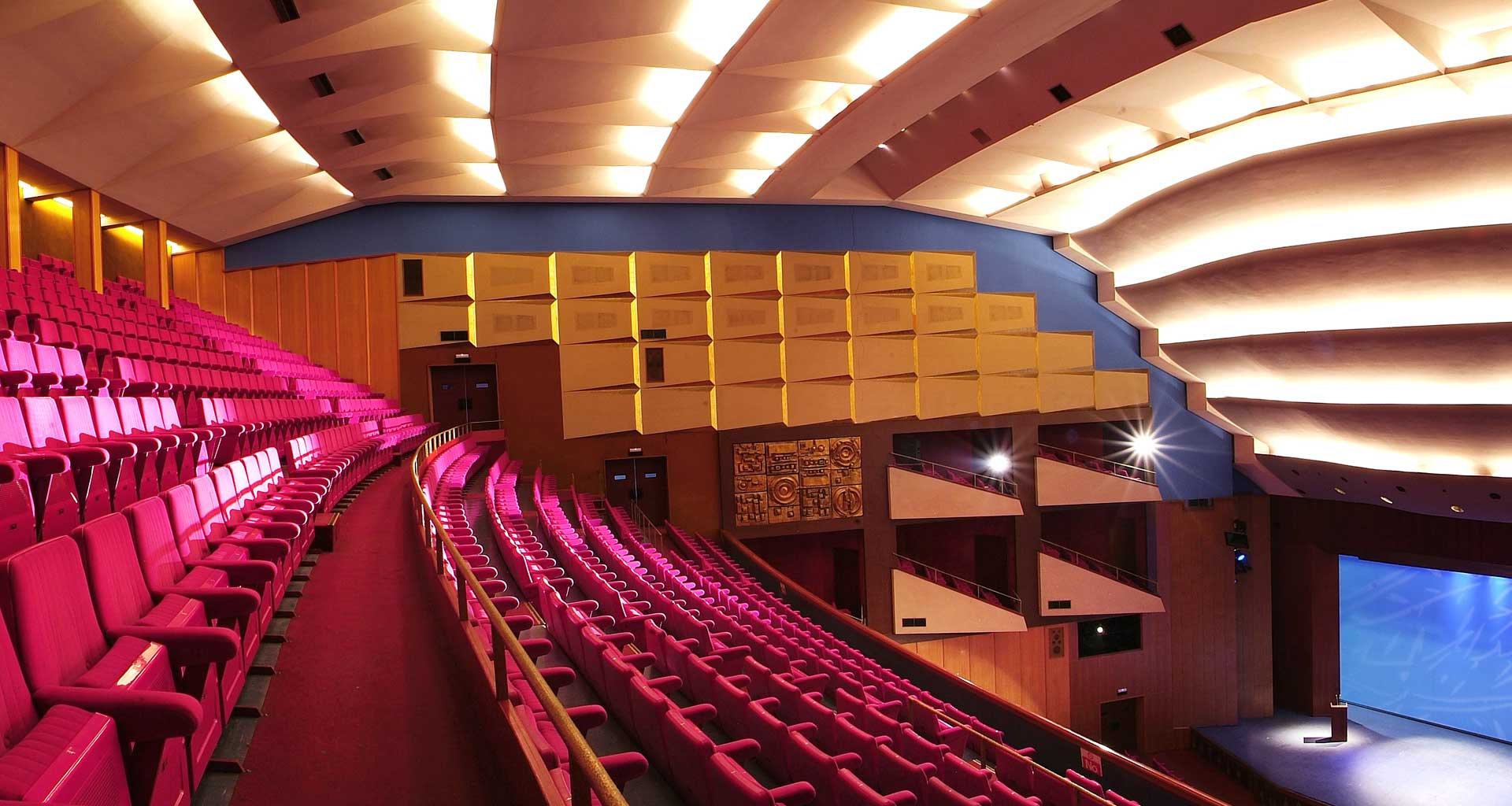 Theatre in Palma – Auditorium at Paseo Maritimo