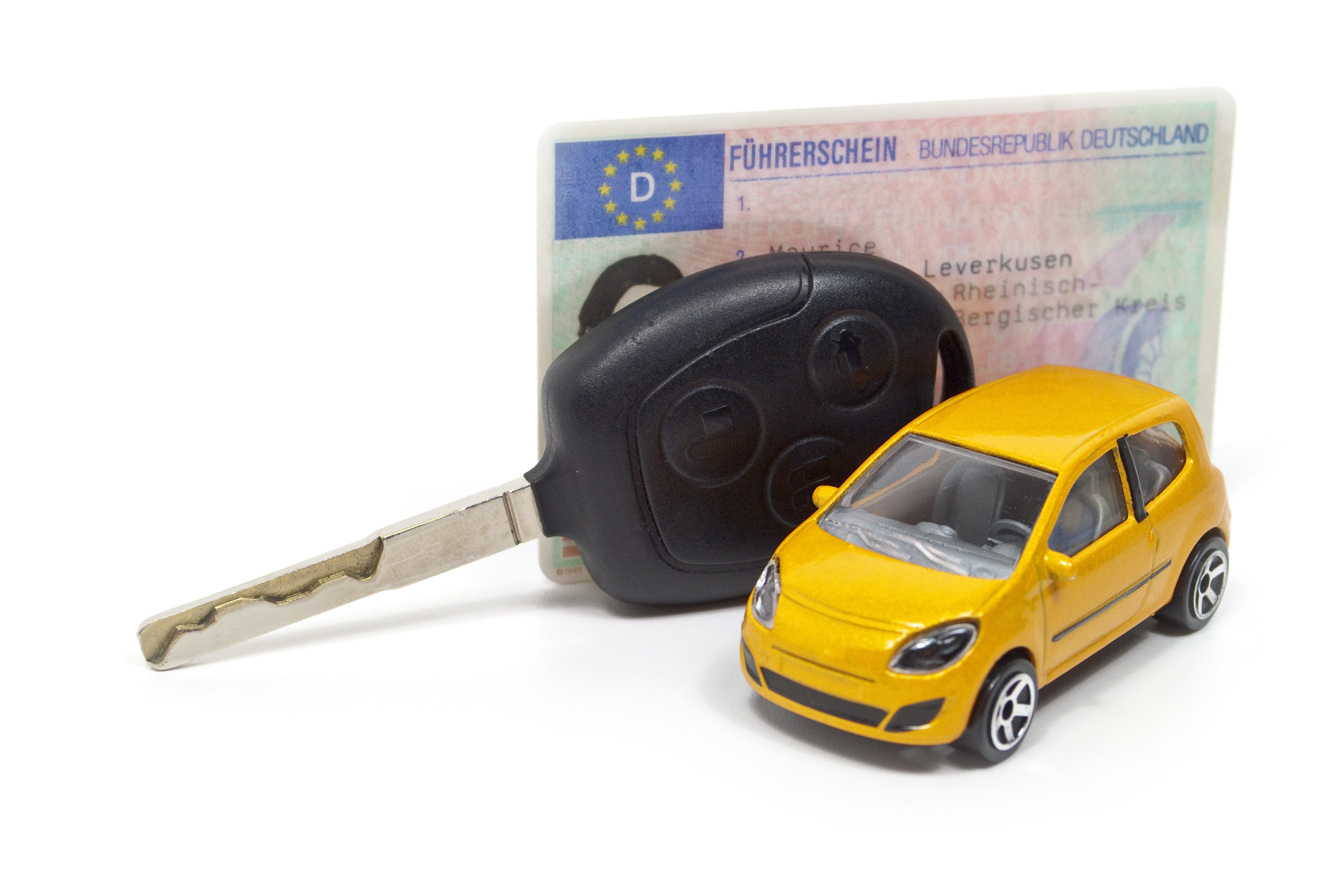 Driver's license exchange