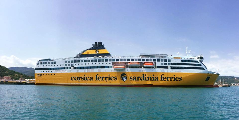 New ferry connection from Mallorca to Toulon