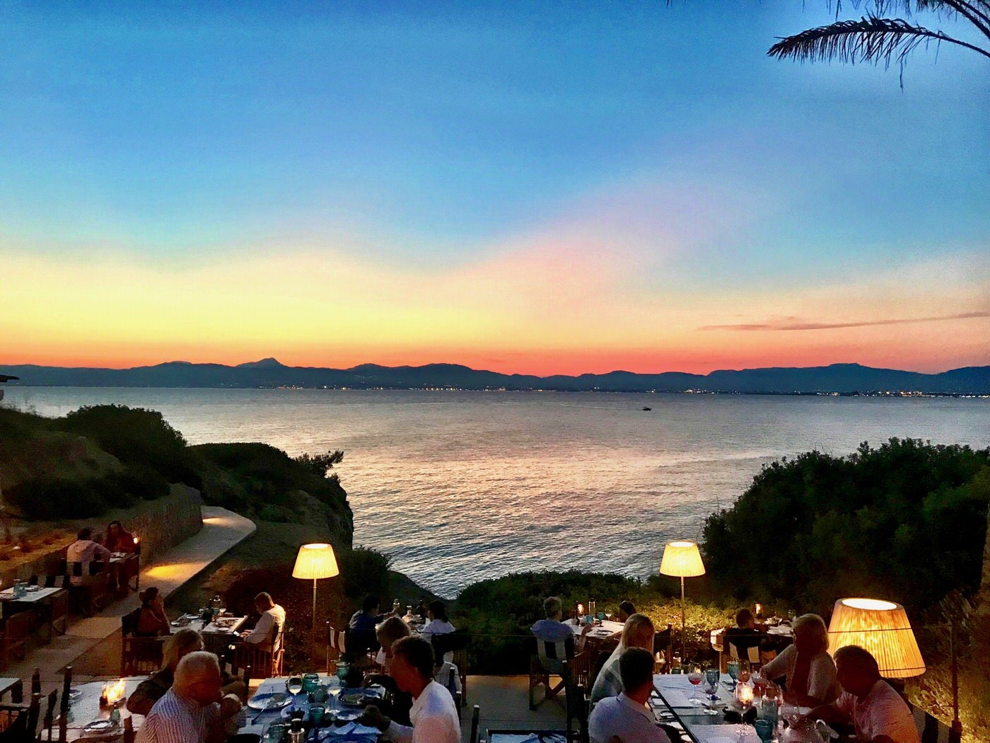 Breathtaking & luxurious – Sea Club Restaurant at Cap Rocat