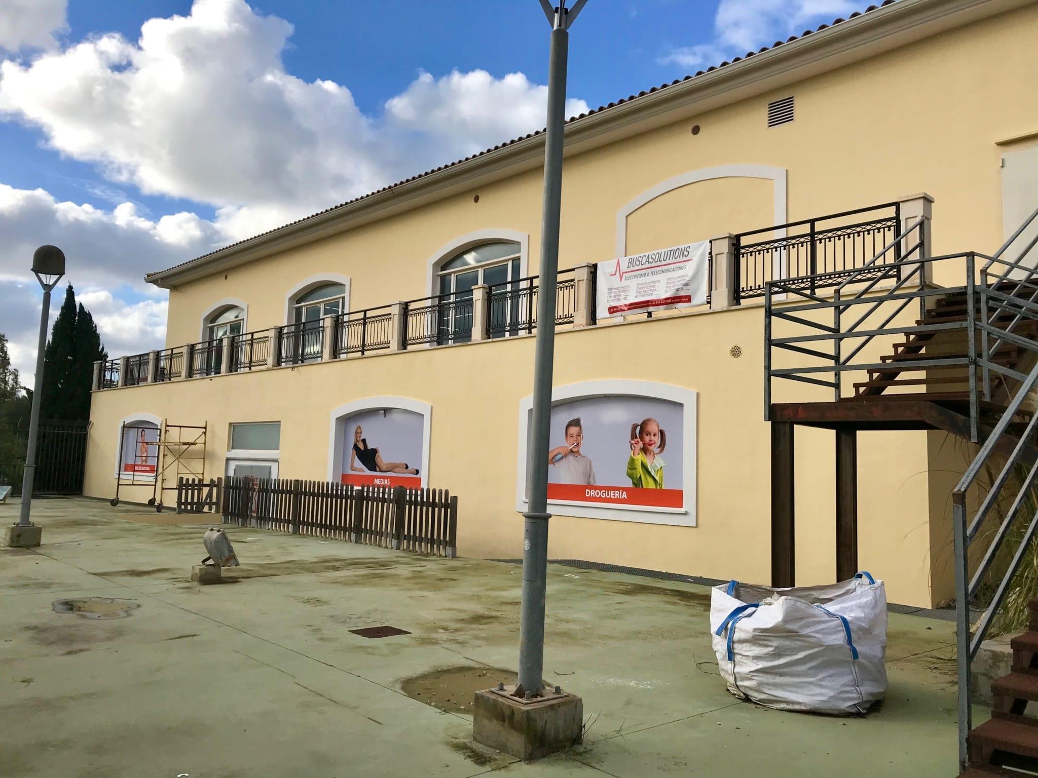 Neuer Müller Markt auf Mallorca eröffnet am 15. November 2018 die Pforten in Santa Ponsa