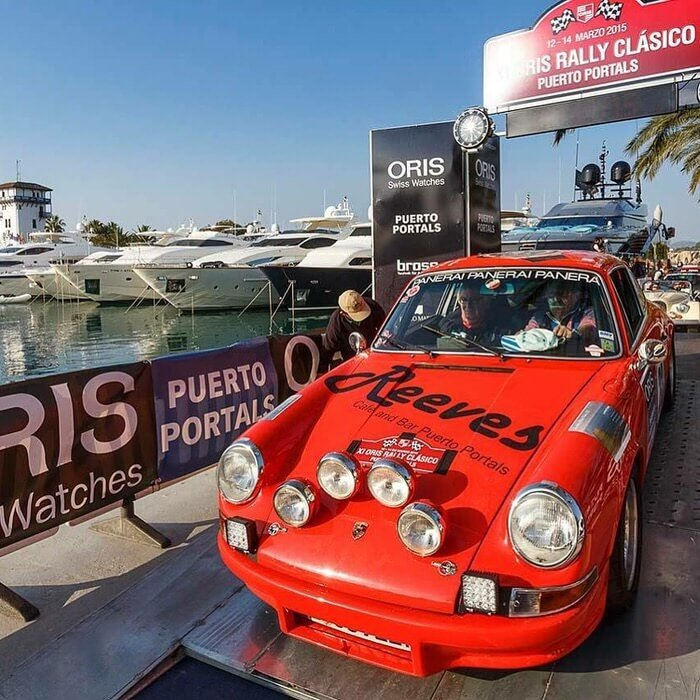 XV Rally Clásico Puerto Portals 7th – 9th March 2019