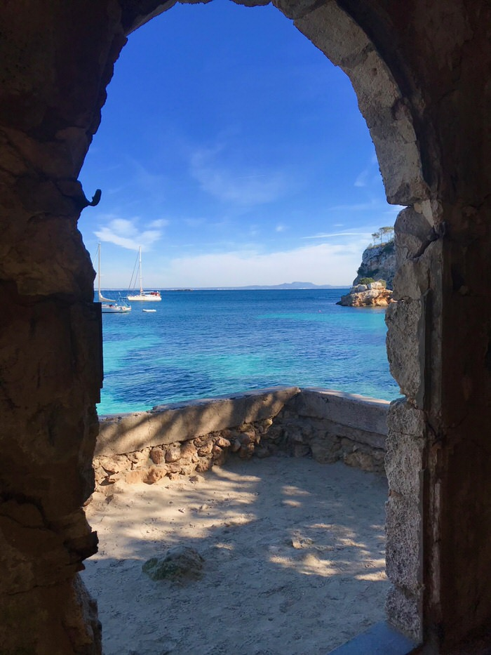 Perfect coastal hike with children in the southwest of Majorca