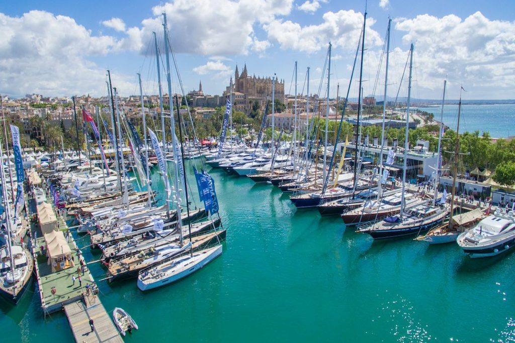 Palma at its best – 36th International Boat- und Superyacht Show