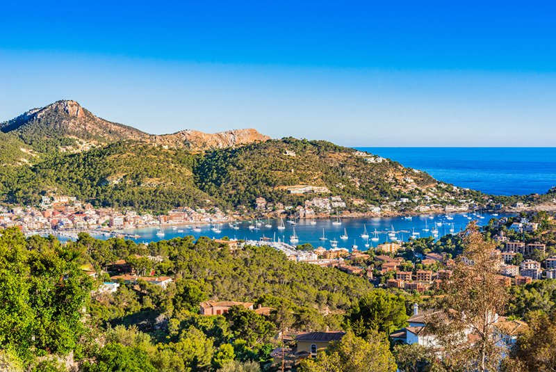 The Balearic Islands lead the real estate market in the Mediterranean!