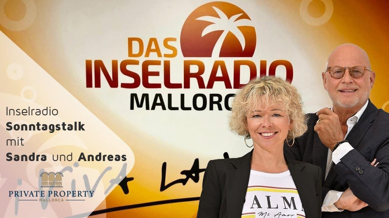 """Darüber spricht die Insel – Andreas & Sandra Dinges im """"Inselradio Sonntagstalk"""""""