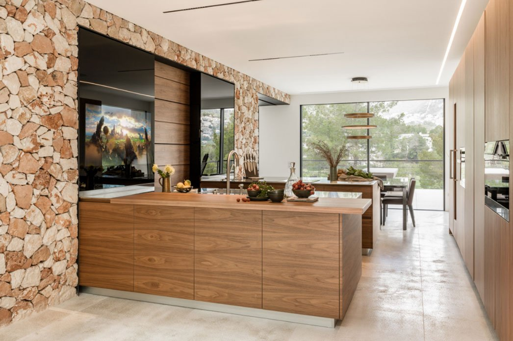 "Espacio Home Design – Tradition and experience in kitchen design with ""Cocinart"""