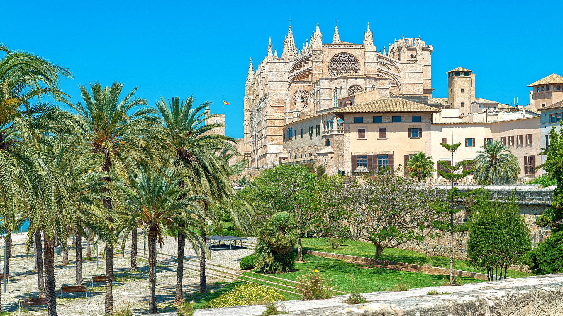 Travel to Mallorca will be possible again from the end of June?