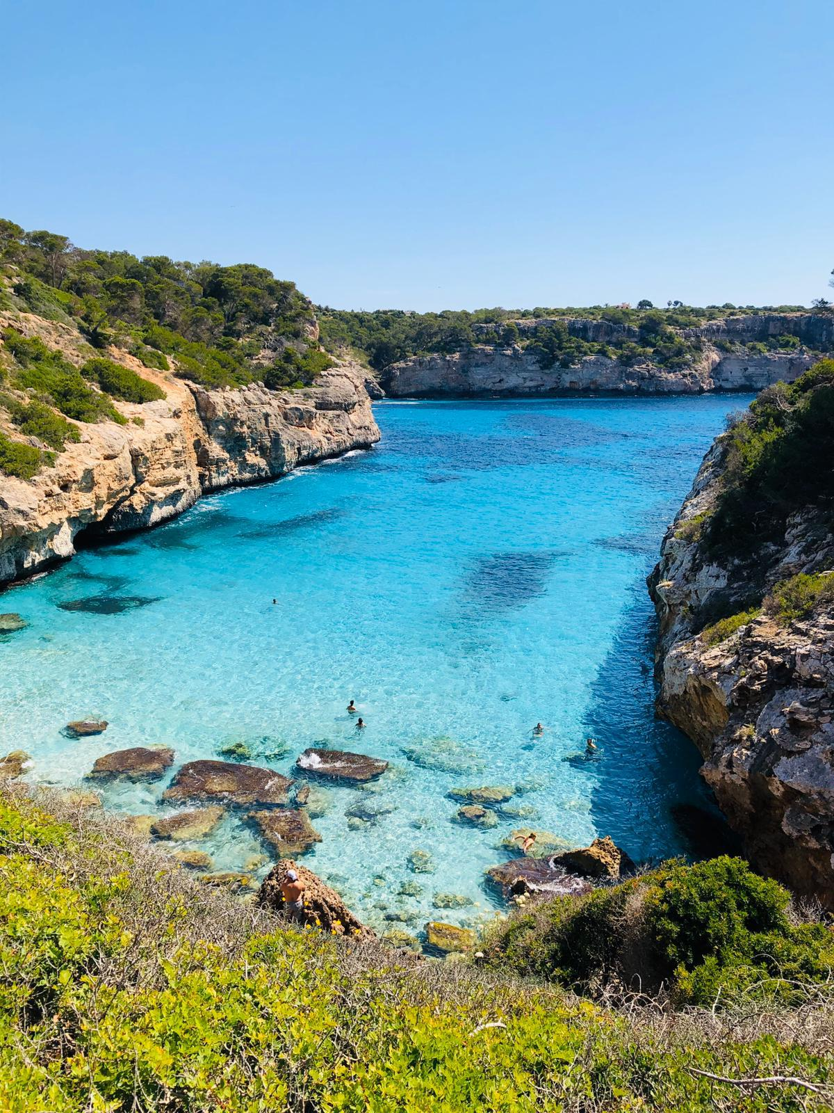 25 Blue flags for Mallorca's beaches